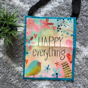 Happy Everything bag **FREE WITH BUNDLE OF 3+ **